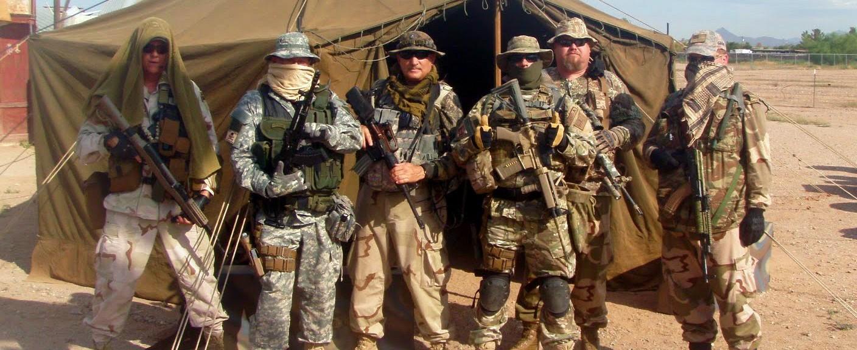 Image result for militia men