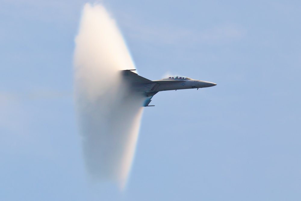 Can a Fighter Jet's Sonic Boom Break Glass?The SITREP Military Blog