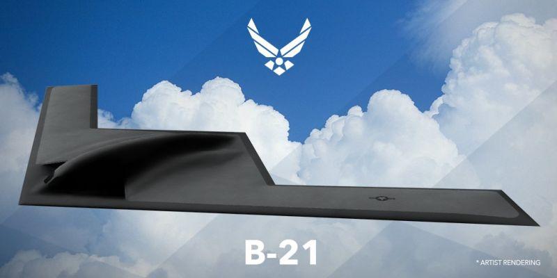 b21 bomber design