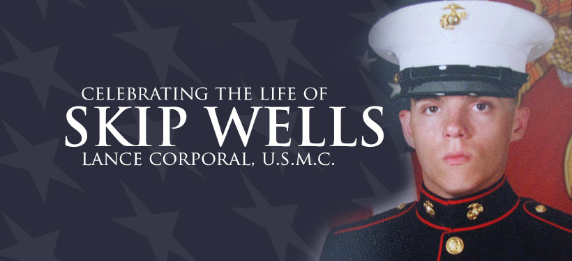Skip Wells Foundation Image - The SITREP Military Blog