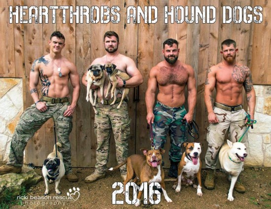 Heartthrobs And Hound Dogs Photo - The SITREP Military Blog