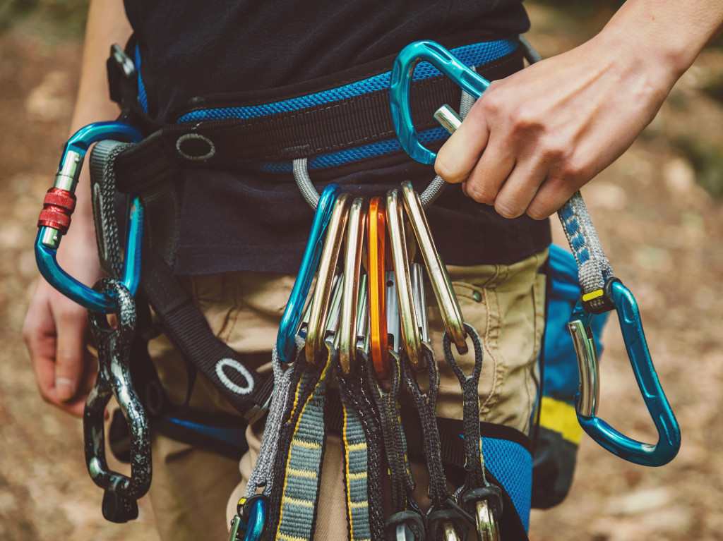 Veteran Packing Tips - Carabiners are Essential to Life