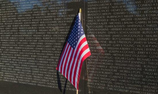 Vietnam Veterans Memorial Photo - The SITREP Military Blog