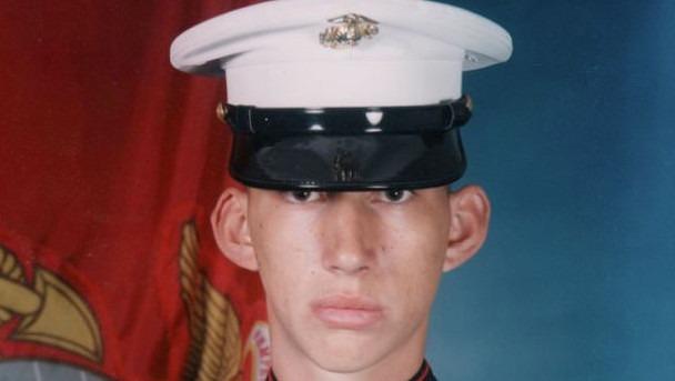 Adam Driver Marine Photo - The SITREP Military Blog
