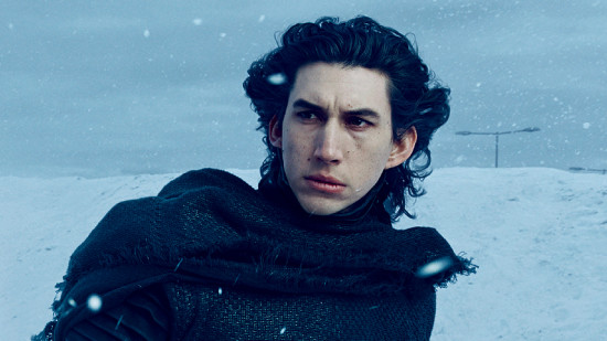 Adam Driver Kylo Ren Image - The SITREP Military Blog