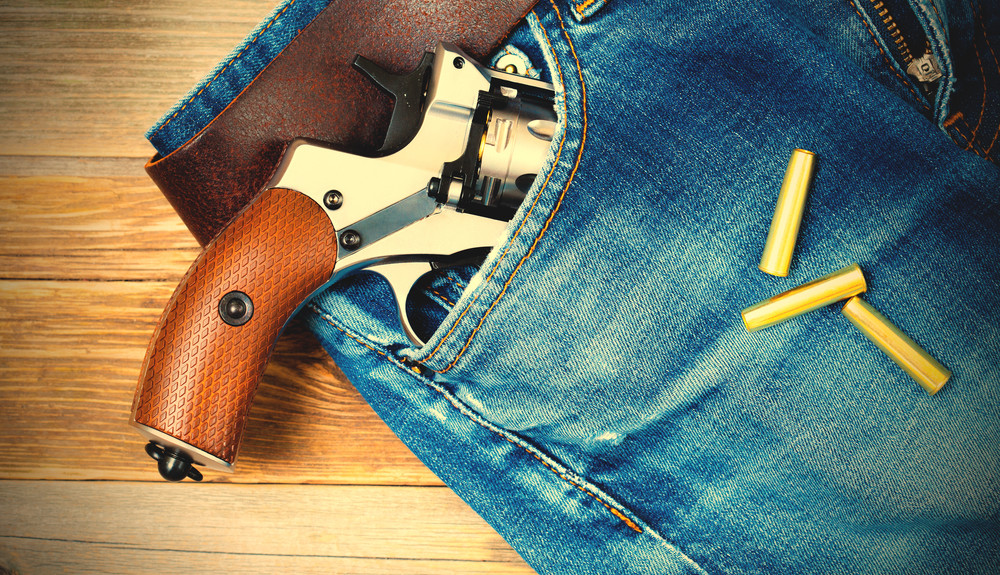 Bullet, Jeans Image - The SITREP Military Blog