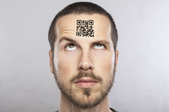 QR Codes, Forehead Images - The SITREP Military Blog