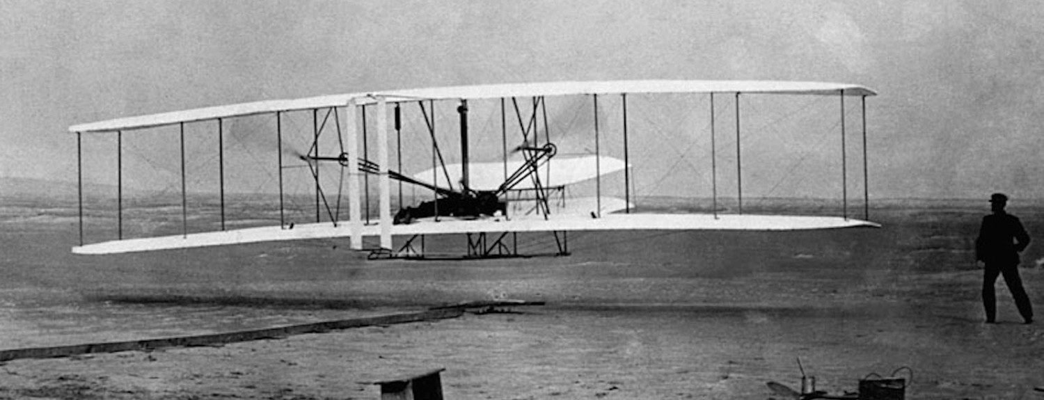 "Wright Brothers Flight regarding blueprint for wright brothers 'flying machine"" rediscoveredthe"