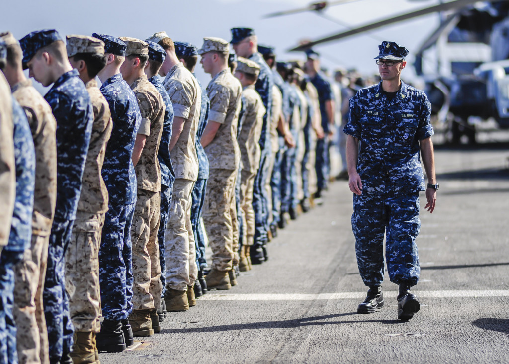 Navy Finds It's Hard to Make Yeoman Gender NeutralThe SITREP ...