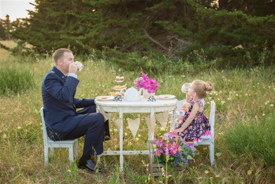 Military Dads Tea Party Image - The SITREP Military Blog