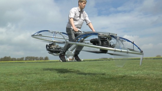 Hoverbike Picture - The SITREP Military Blog