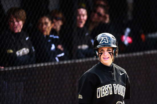 WATCH ARMY SOFTBALL PLAYER GO AIRBORNE (LITERALLY) - THE SITREP MILITARY BLOG