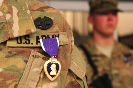 Military Medal Photo - The SITREP Military Blog