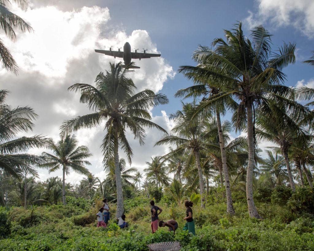 (U.S. Air Force photo/Osakabe Yasuo)