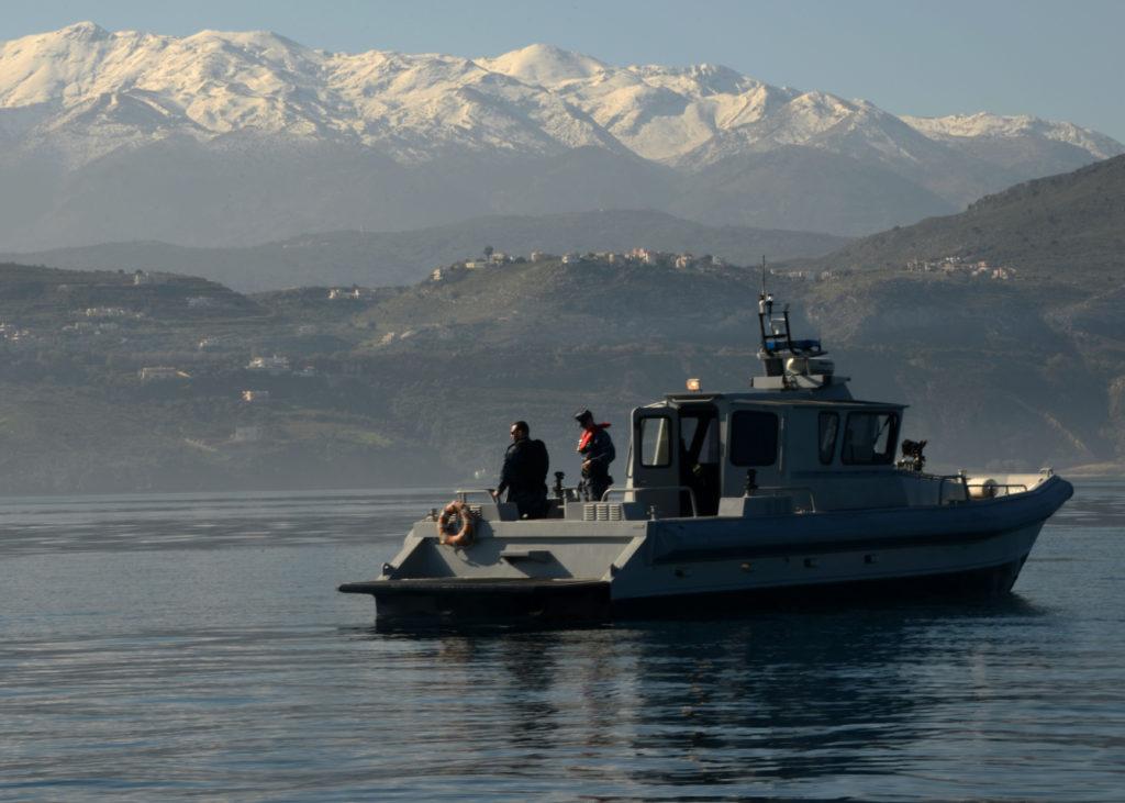 (U.S. Navy photo by Heather Judkins/Released)