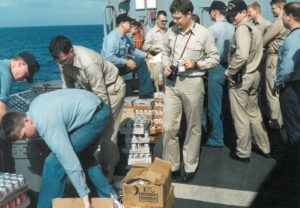 WHAT WENT DOWN WHEN THE US NAVY BANNED BOOZING ON SHIPS - THE SITREP MILITARY BLOG