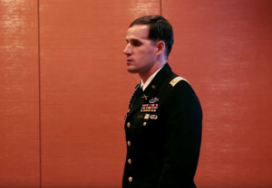 army officer photo for post