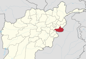 afghan map for post