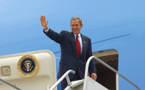 WHAT GEORGE W BUSH SAID WHEN GOLD STAR PARENTS BASHED HIM IN 05 - THE SITREP MILITARY BLOG
