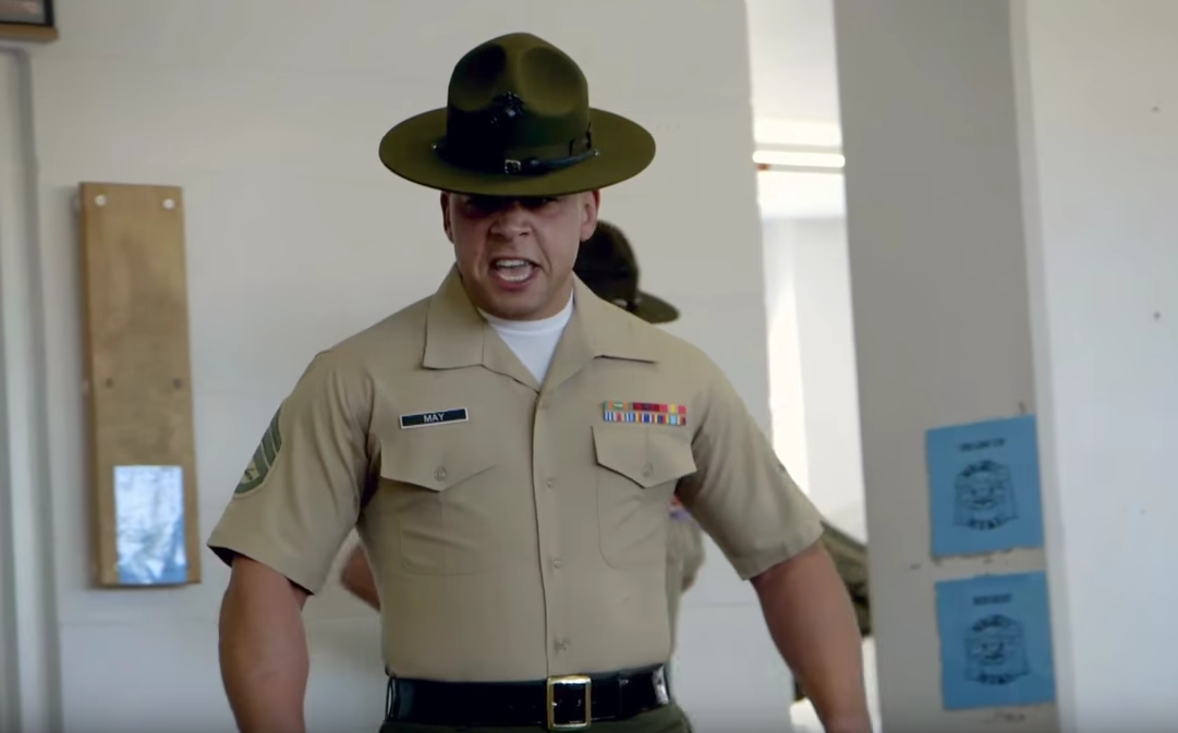 Allow This Marine Drill Instructor To Open Up Your Eyesthe