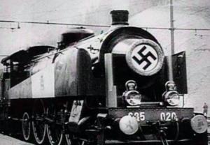 nazi photo for post