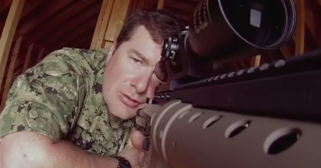 LET A NAVY SEAL TAKE YOU THROUGH A REAL NAVY SNIPER STRESS TEST - THE SITREP MILITARY BLOG