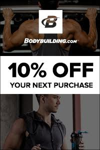 BodyBuilding.com 10% Off