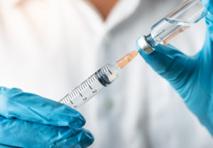 military covid-19 vaccine trials