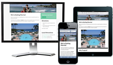 iDo websites are web responsive--looking great on any device!