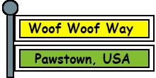 Woof Woof Way