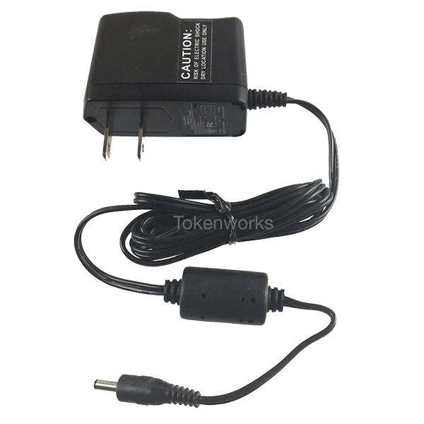 12V Wall Charger for ID Scanner