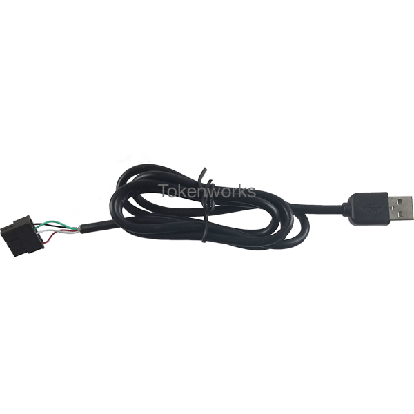 IDWedgeBT USB Bottom Cable