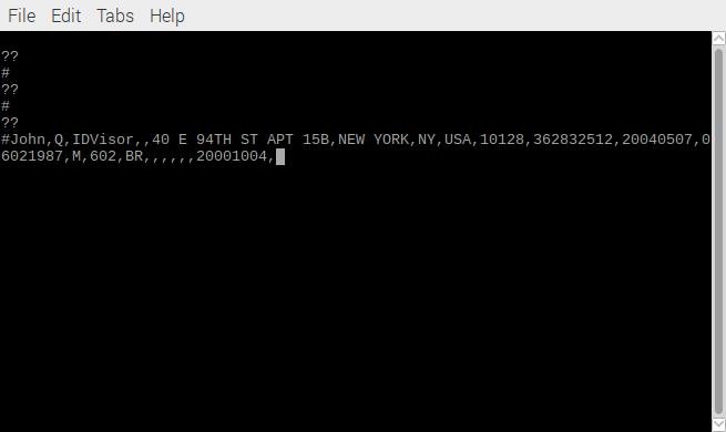 idwedgekb linux id scanner