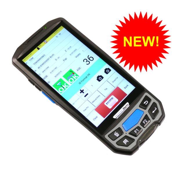 ID Scanner IDVisor Smart Plus