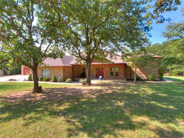 Homes for sale in Edmond with 1-2 acres of land