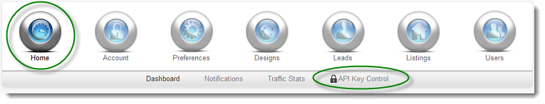 API Navigation