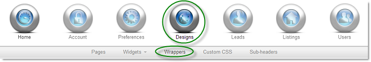 Wrappers Design