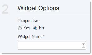 Widget Name