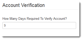 Verification