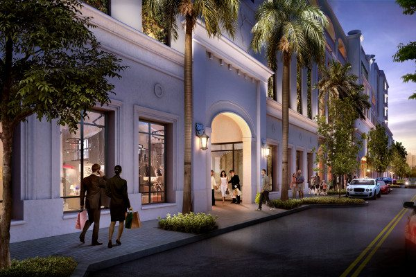 Giralda Place in Coral Gables