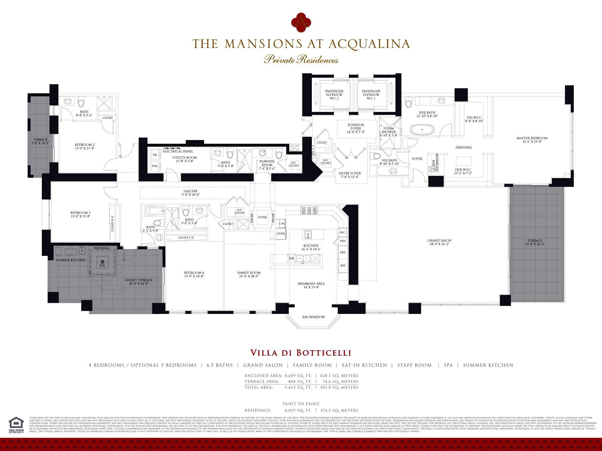Mansions At Acqualina David Siddons Group David Siddons Group