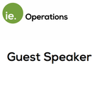 Operations Guest Speaker
