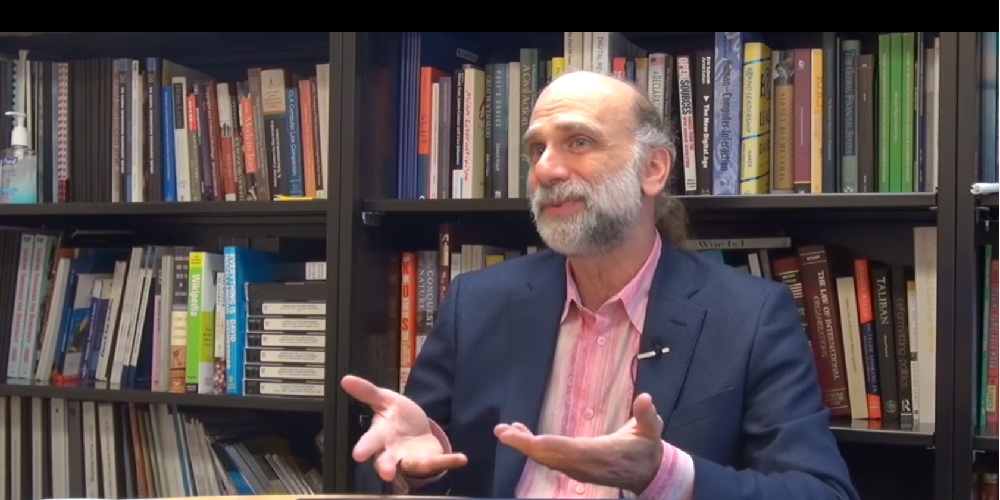 Bruce Schneier: Building Cryptographic Systems