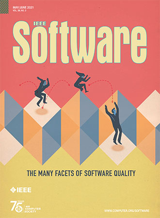 IEEE Software cover image for year 2021 issue number 03