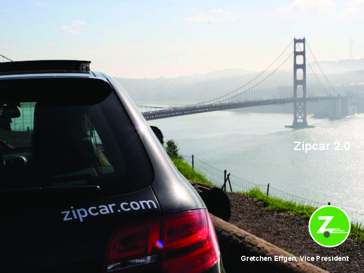 zipcar strategy Marketing plan: zipcar in china 2 marketing strategy plan zipcar will rely on a joint venture with byd auto.
