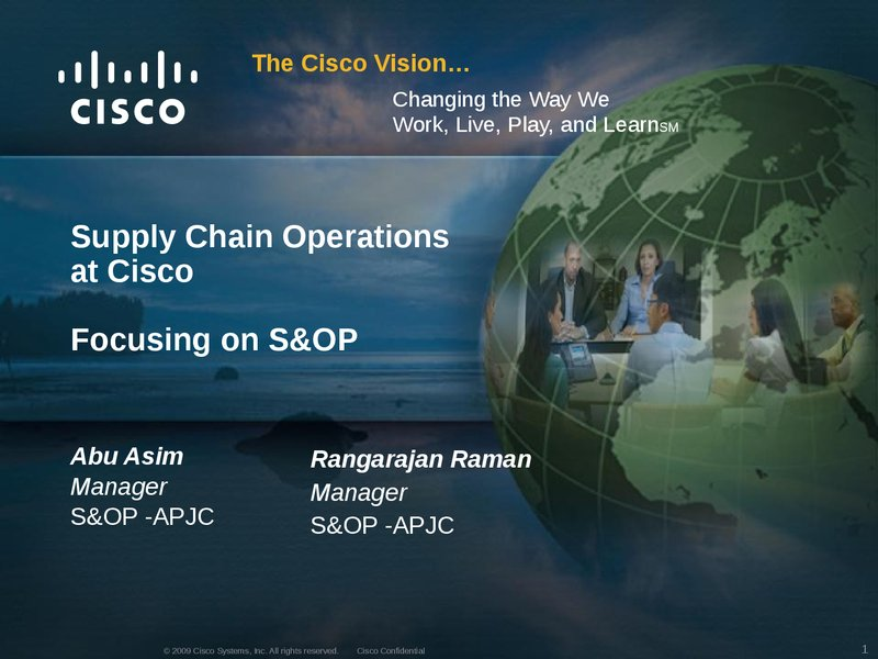 cisco supply chain issues The company cisco has opened up its internal information systems to suppliers and other supply chain partners, giving the employees the same access rights to information as cisco employees, and as a result enabling the cisco ecosystem to act as a distributed knowledge management network.