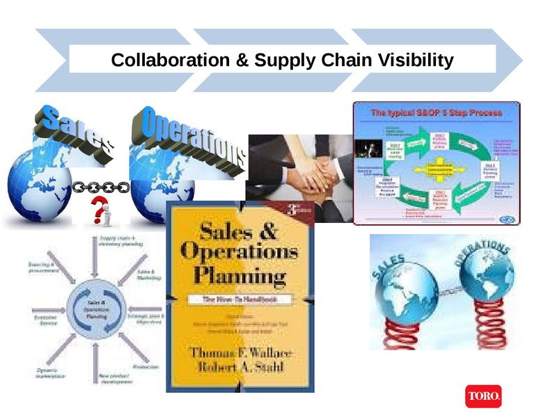 starwood sales and ops planning video Case study: sales planning operation sales and operations planning is an integrated business management process through which the executive/leadership video.