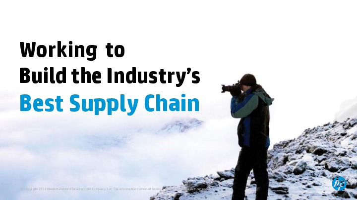 evolution of amazon's supply chain and A critical element will be the evolution of traditional supply chains toward a connected, smart, and highly efficient supply chain ecosystem the supply chain today is a series of largely discrete, siloed steps taken through marketing, product development, manufacturing, and distribution, and finally into the hands of the customer.