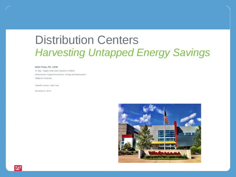 Harvesting Untapped Energy Cost Savings