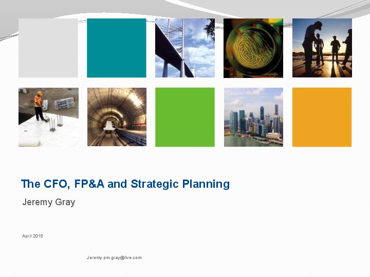roles of a planner pdf